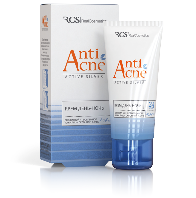 RCS Anti Acne day-night cream
